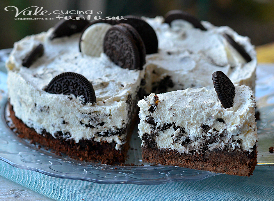 Ricetta Cheesecake Oreo Giallo Zafferano.Oreo Cheesecake Ricetta Dolce