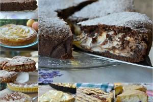 Raccolta di ricette per crostate facili e golose