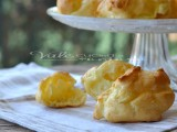 Pasta per bignè o pasta choux ricetta base