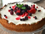 New York cheesecake ricetta americana