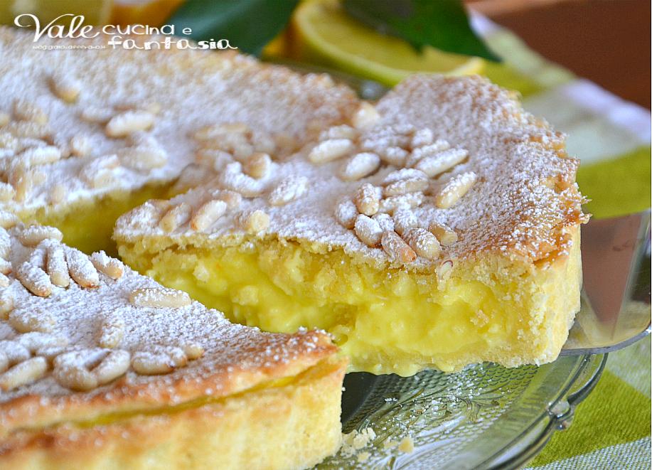 Ricetta torta al limone vegan