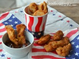 Pollo fritto americano ricetta secondo piatto