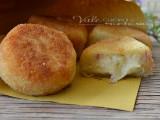 Crocchette di patate e ricotta con prosciutto e formaggio