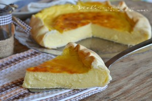 Flan parisien ricetta dolce facile