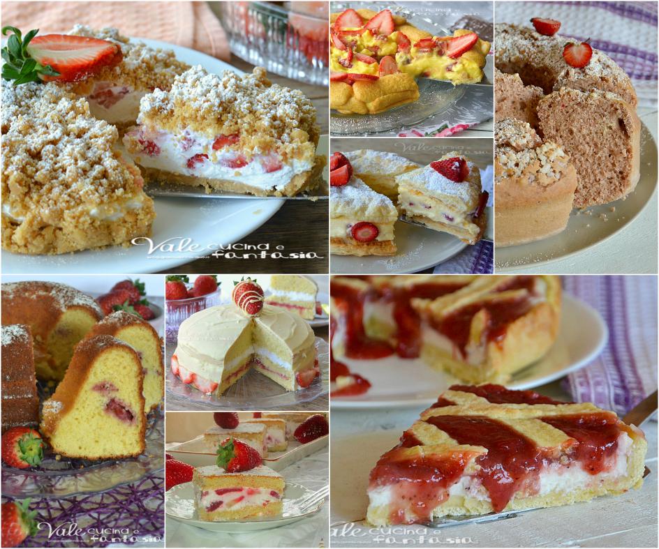 Ricette dolci con le fragole facili e veloci for Ricette facili dolci