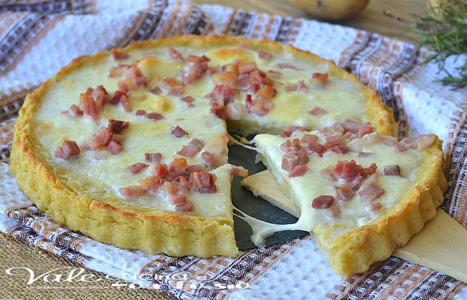 Ricette di torte e crostate salate