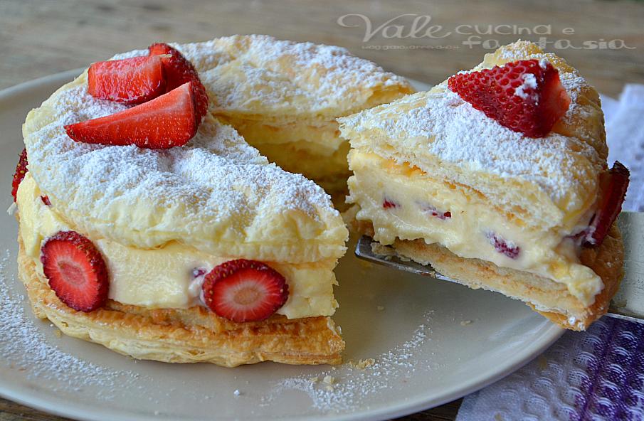 Ricetta biscotti torta ciambella con crema al mascarpone for Decorazione torte millefoglie