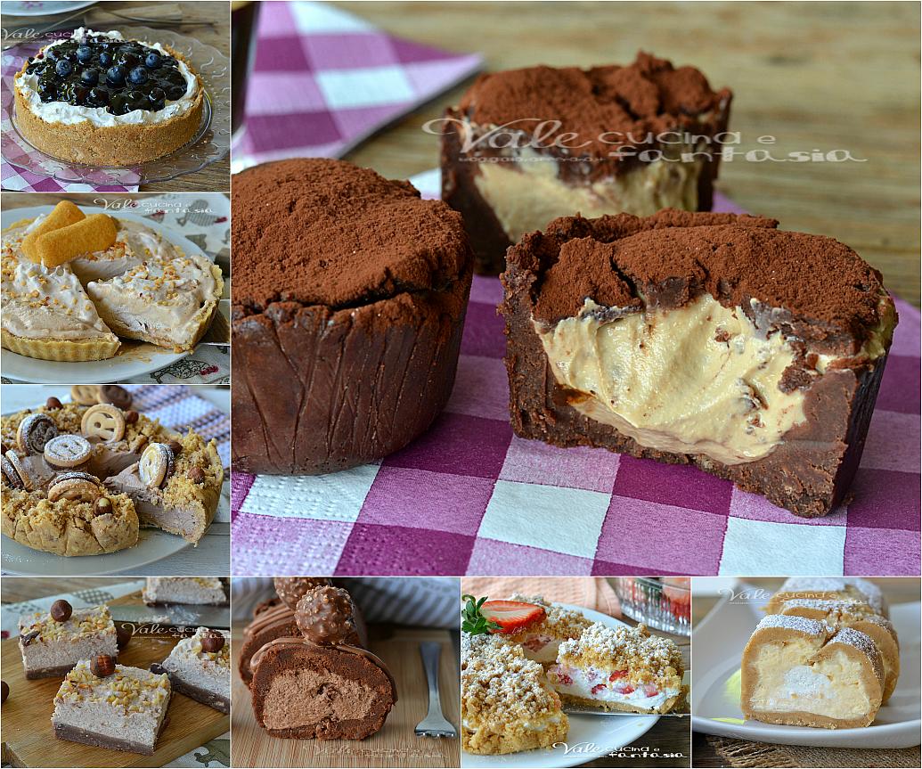 Raccolta di dolci senza cottura con i biscotti facili e golosi for Ricette dolci facili e veloci