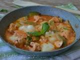 Petti di pollo e zucchine alla pizzaiola ricetta facile
