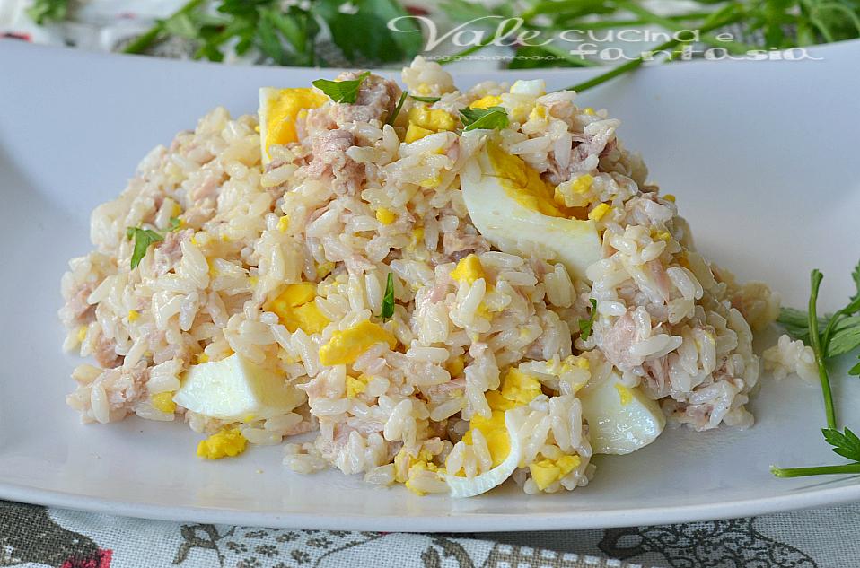Fabuleux freddo con tonno e uova ricetta estiva EI19