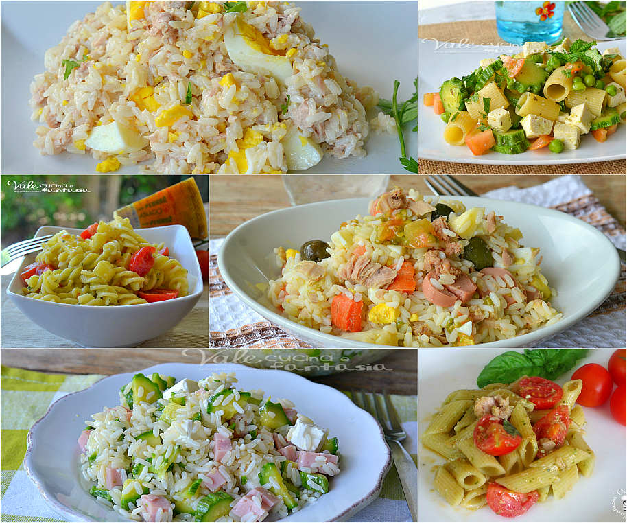 raccolta di ricette per primi piatti freddi estivi On ricette piatti freddi