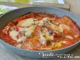 Melanzane impanate con sugo e formaggio ricetta facile