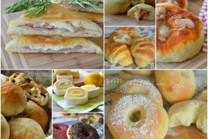 Raccolta di ricette per merende dolci e salate