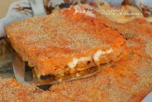 Schiacciata di riso alla pizzaiola ricetta facile