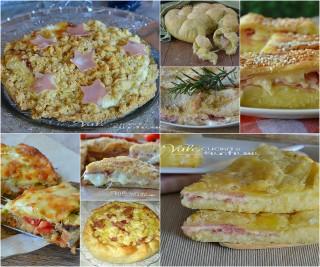 Speciale natale ricette facili e veloci dall 39 antipasto al for Torte salate facili