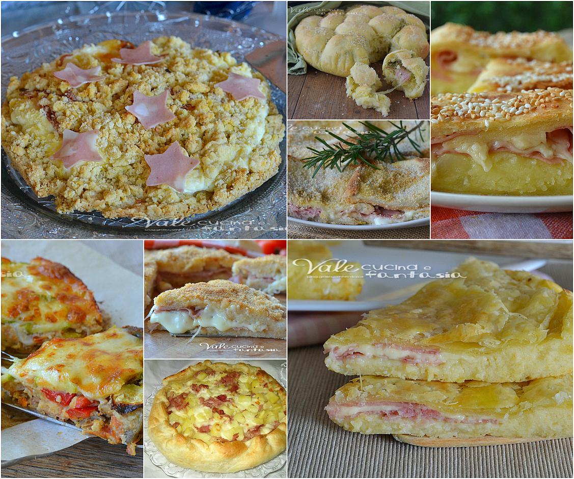 Ricette di torte salate per natale facili e veloci for Ricette torte facili