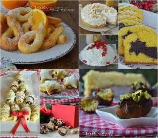 Raccolta per dolci di Natale facili e veloci