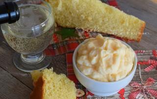 Crema allo spumante ricetta dolce delle feste