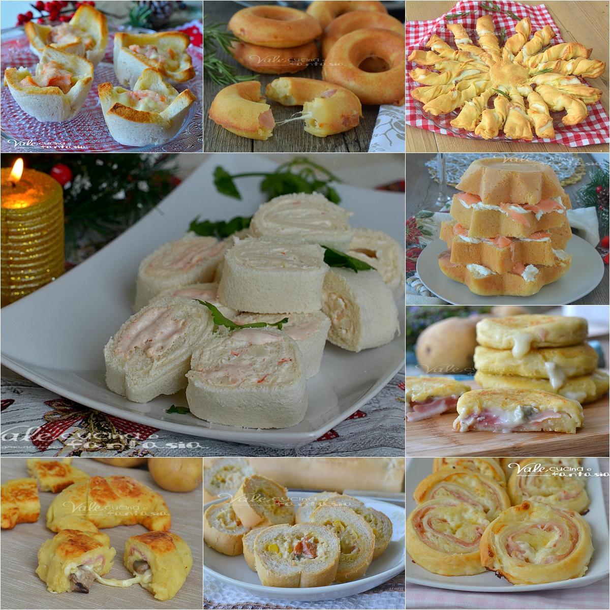 antipasti facili e veloci per il giorno di natale ricette