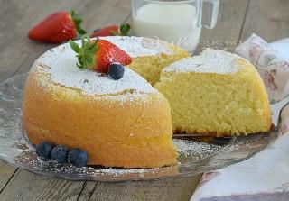 Torte Sofficissime Ricette.Torte Da Colazione Sofficissime