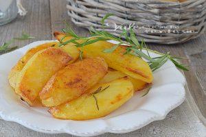 Patate al forno ricetta facile