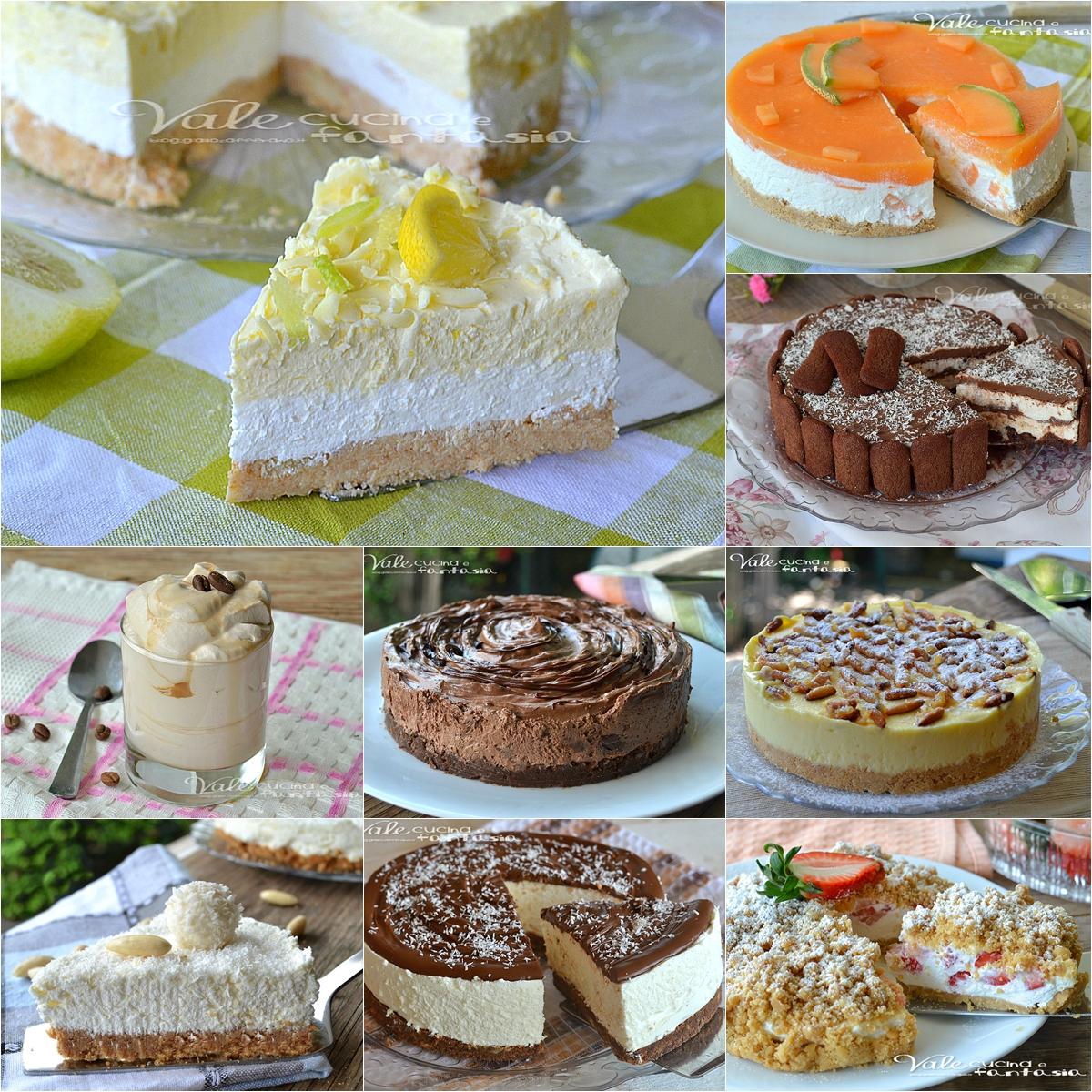 Dolci veloci estivi le 10 migliori ricette for Ricette dolci estivi