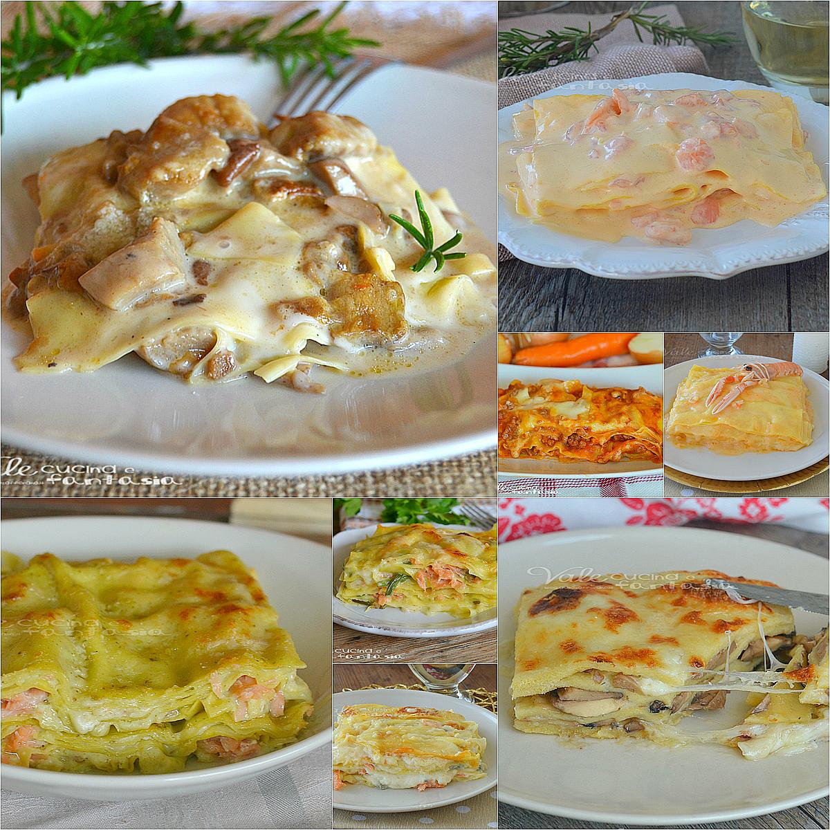 Ricette di lasagne le migliori 10