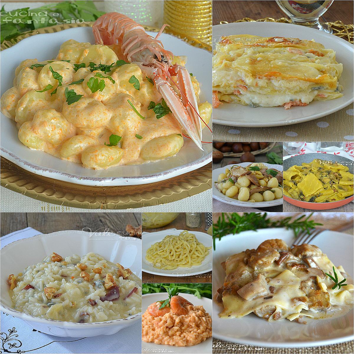 Primi piatti raccolta di ricette facilissime e velocissime for Ricette primi piatti