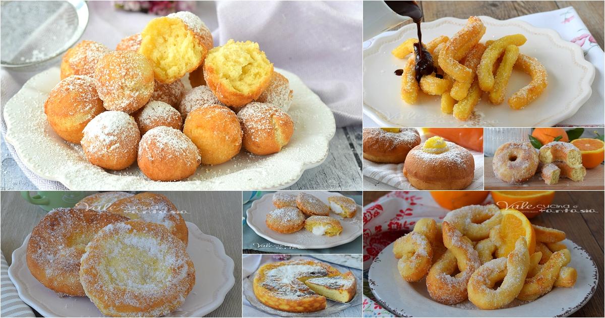 Dolci di carnevale ricette facili veloci e golosissime for Ricette di dolci veloci
