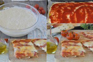 IMPASTO PIZZA regole e consigli per farla in casa come in pizzeria