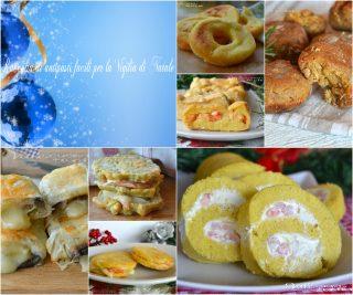 Raccolta di antipasti facili per la Vigilia di Natale