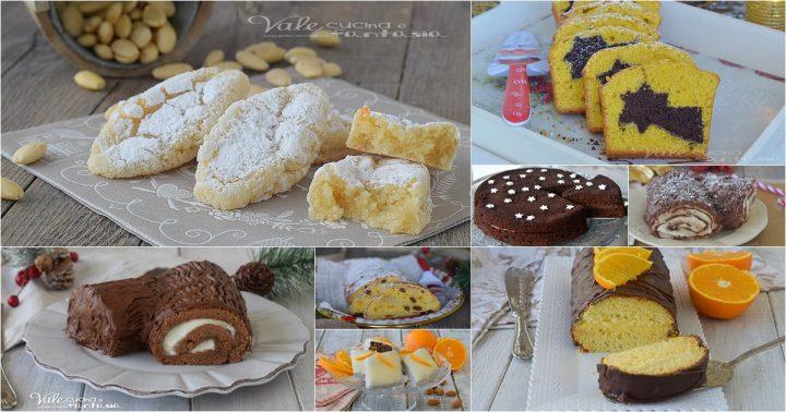 dolci di natale 15 ricette