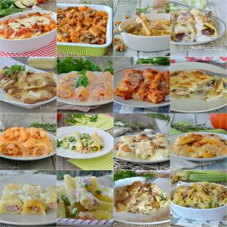 PRIMI PIATTI AL FORNO ricette facili