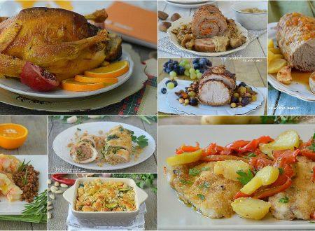 SECONDI PIATTI DI NATALE ricette facili