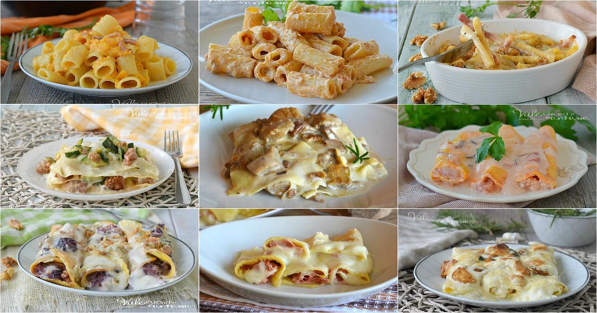 Primi piatti per il pranzo di pasqua ricette veloci for Primi piatti veloci da cucinare