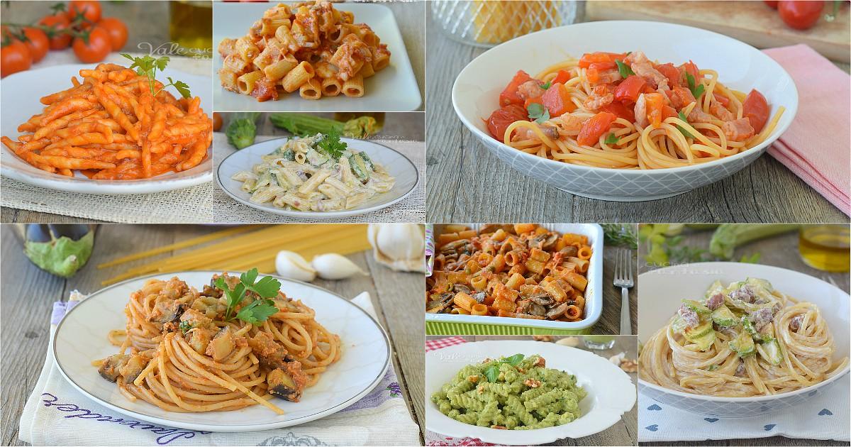 Ricette di pasta primi piatti economici facili e veloci for Ricette primi piatti pasta