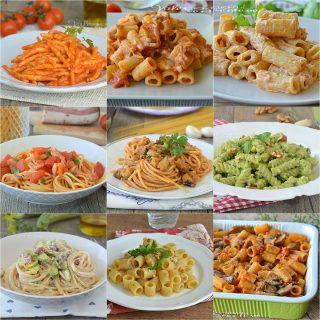 Primi piatti freddi con la pasta ricette pronte in poco tempo for Primi piatti di pasta
