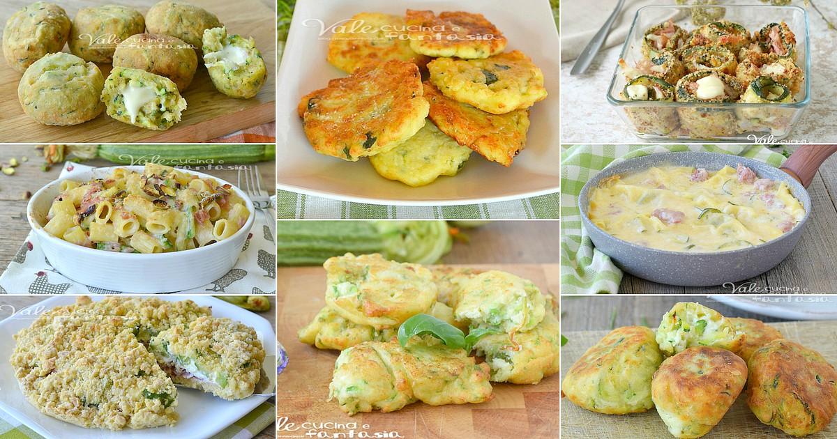 Ricette con le zucchine le migliori 10 tra antipasti primi e secondi piatti - Cucinare le zucchine in modo dietetico ...