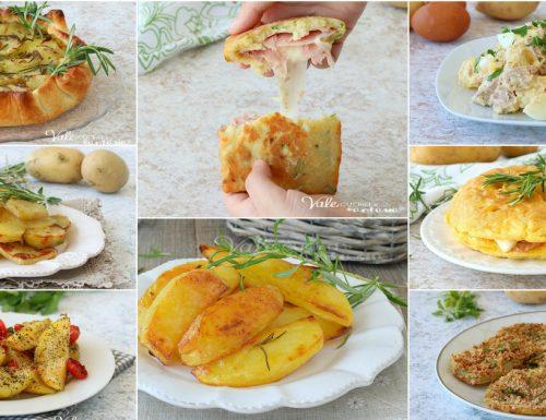 COME CUCINARE LE PATATE 10 ricette veloci