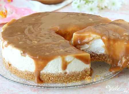 CHEESECAKE AL CARAMELLO