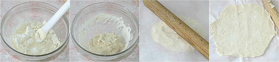 PASTA SFOGLIA VELOCE FATTA IN CASA ricetta base dolce e salata