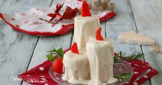CANDELE DI NATALE SALATE ricetta delle feste