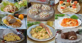 RICETTE DI NATALE FACILI E VELOCI dall'antipasto al dolce