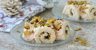 TRONCHETTI SALATI SEGNAPOSTO con crema di mortadella e pistacchii