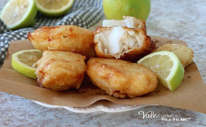 BACCALA FRITTO ALLA ROMANA ricetta di pesce