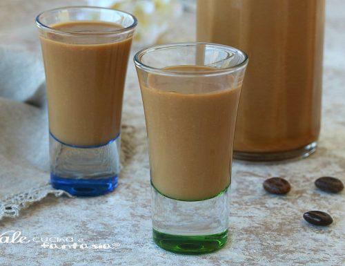 CREMA DI LIQUORE AL CAFFE