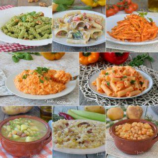 PRIMI PIATTI LEGGERI ricette di pasta riso e minestra