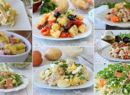 INSALATE ESTIVE piatti facili e gustosi in poco tempo