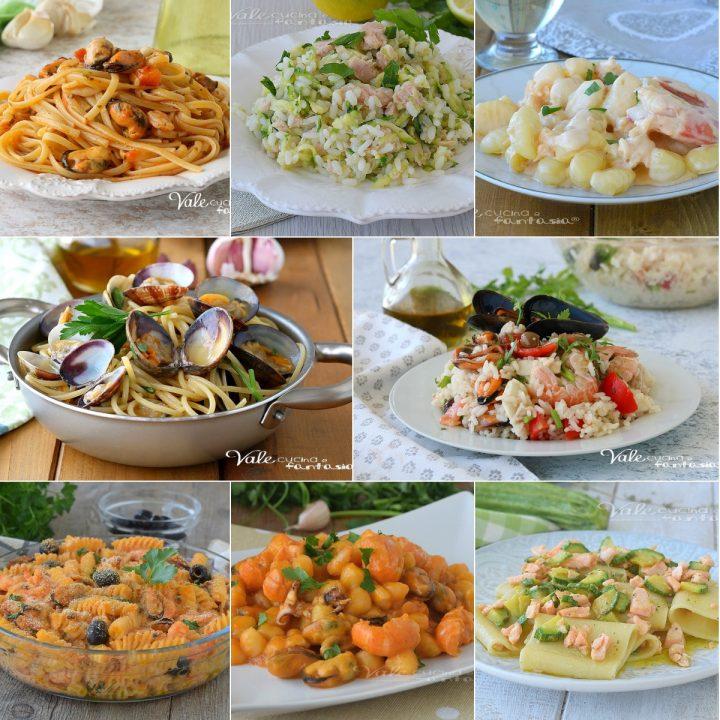 Ricette Estive Di Pesce.Primi Piatti Estivi Con Il Pesce Ricette Di Pasta E Riso Facili