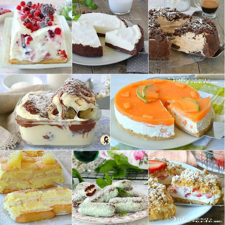 Dolci estivi senza forno ricette facili di semifreddi for Ricette dolci estivi